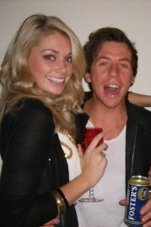 Danny Jones & Georgia Horsley Spotted Together!