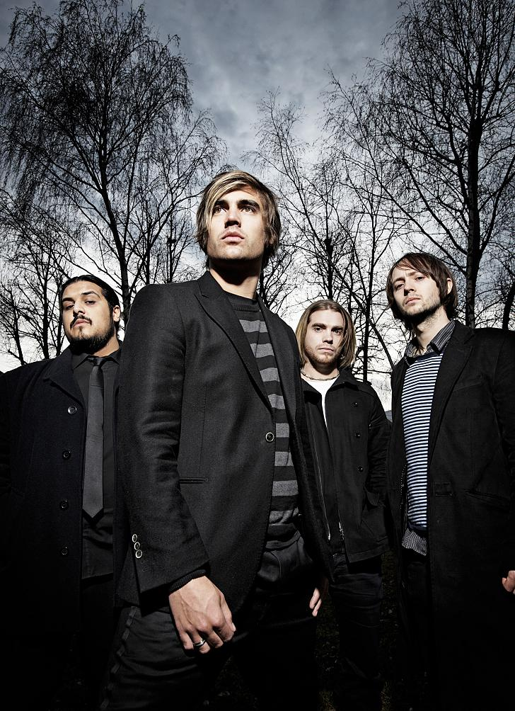 Fightstar news galore! - Flecking Records