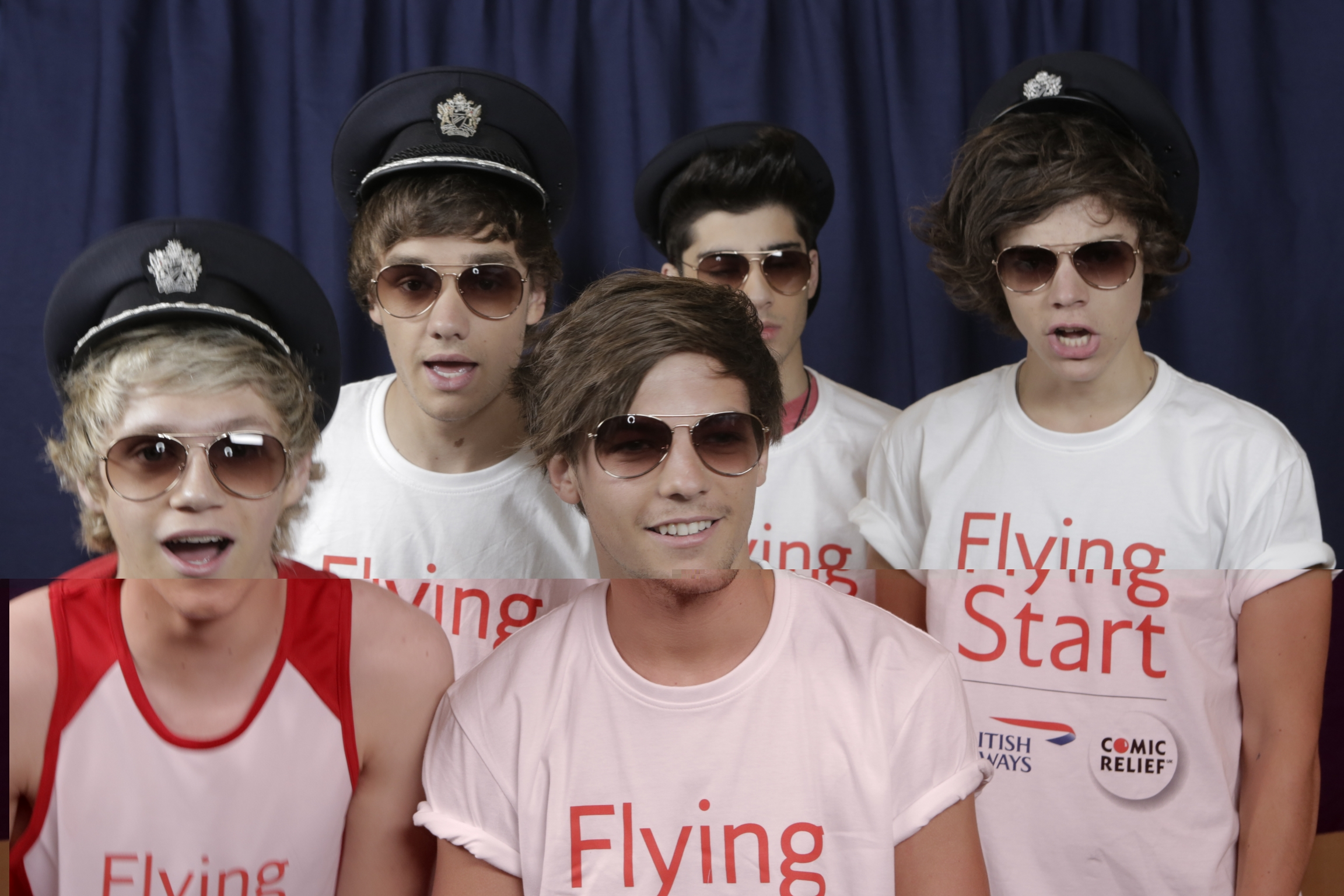 Competition: Go a mile-high with One Direction