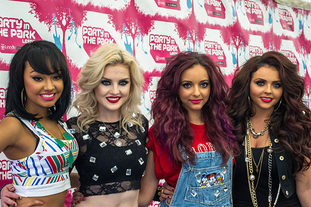 Photos: Little Mix at Party in the Park