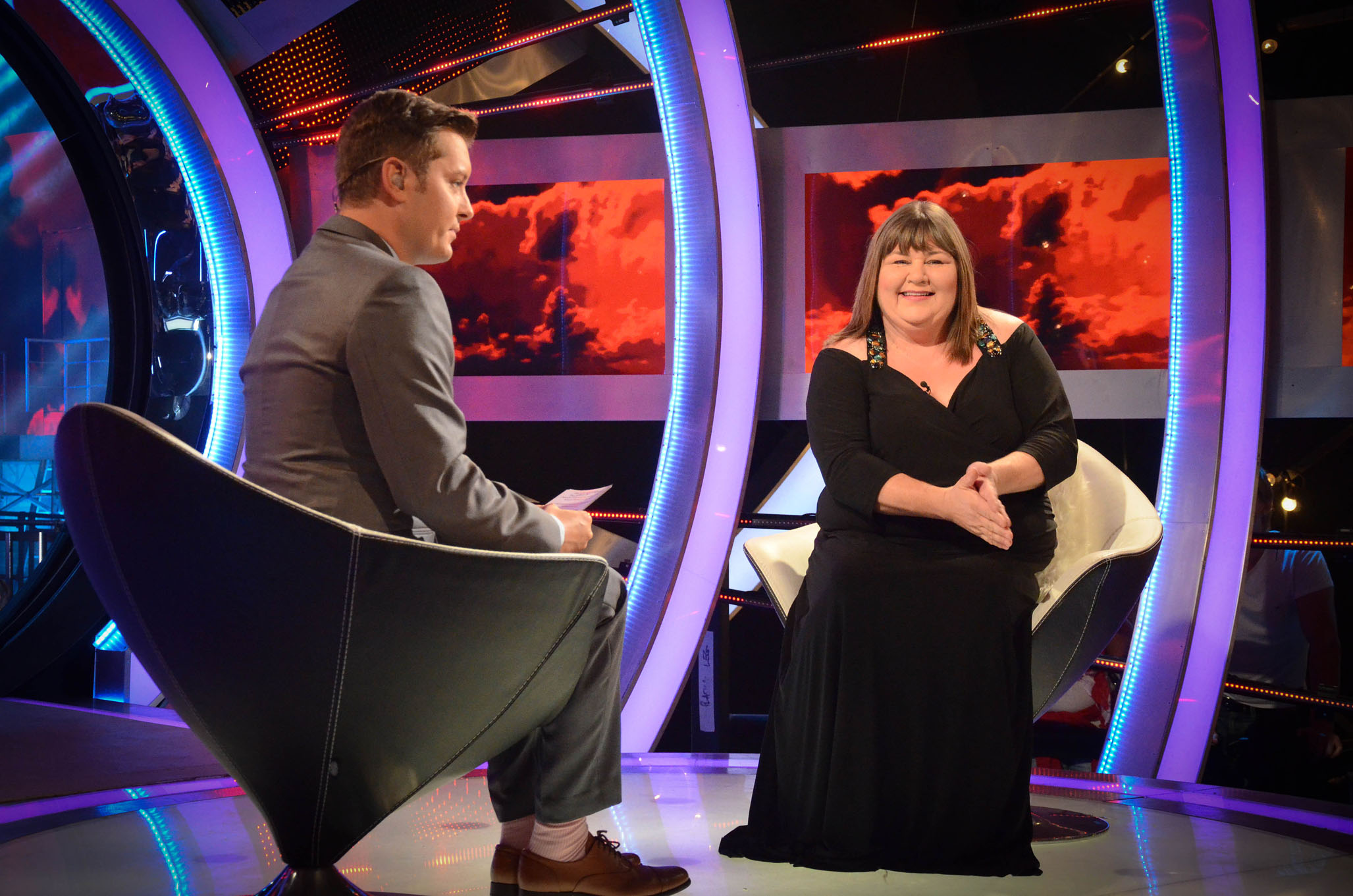 Celebrity Big Brother: Cheryl Fergison is evicted