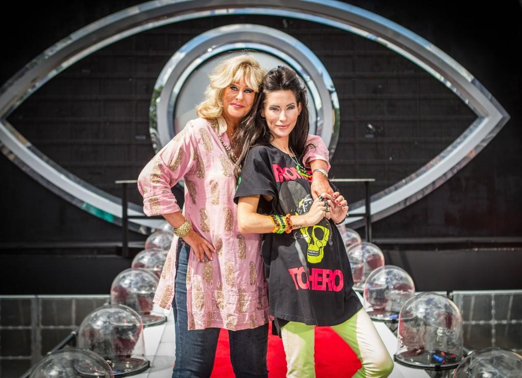 Celebrity Big Brother: Jasmine Lennard's mum enters house ...