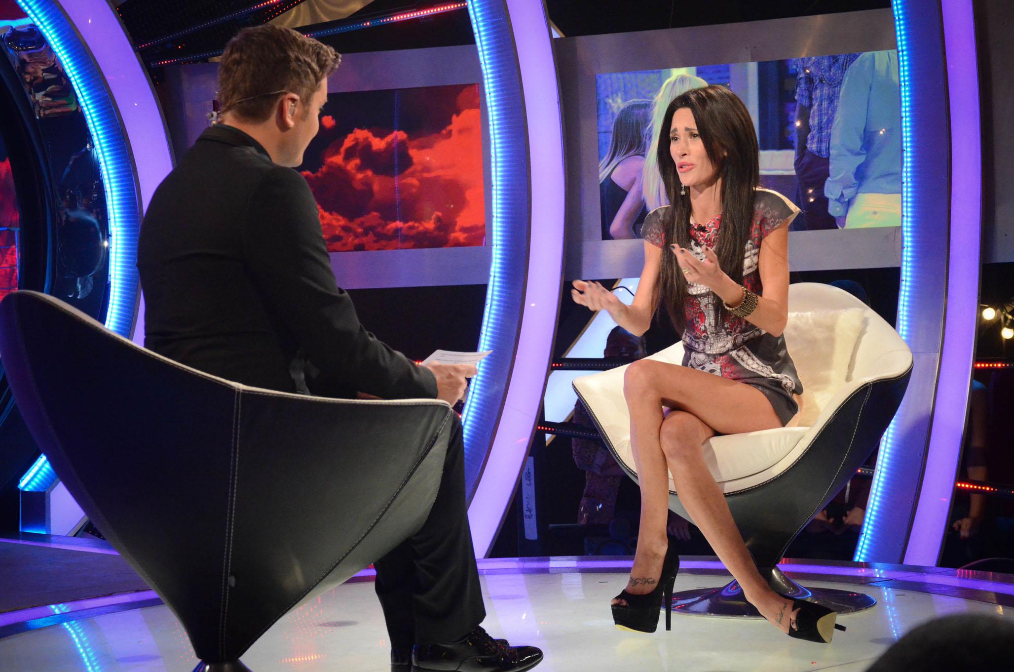 Celebrity Big Brother: Jasmine Lennard is evicted