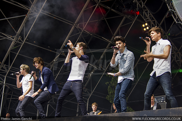 Photos: One Direction at Party in the Park