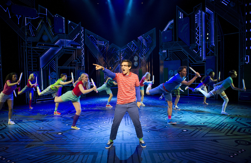 Loserville gets ticket into West End