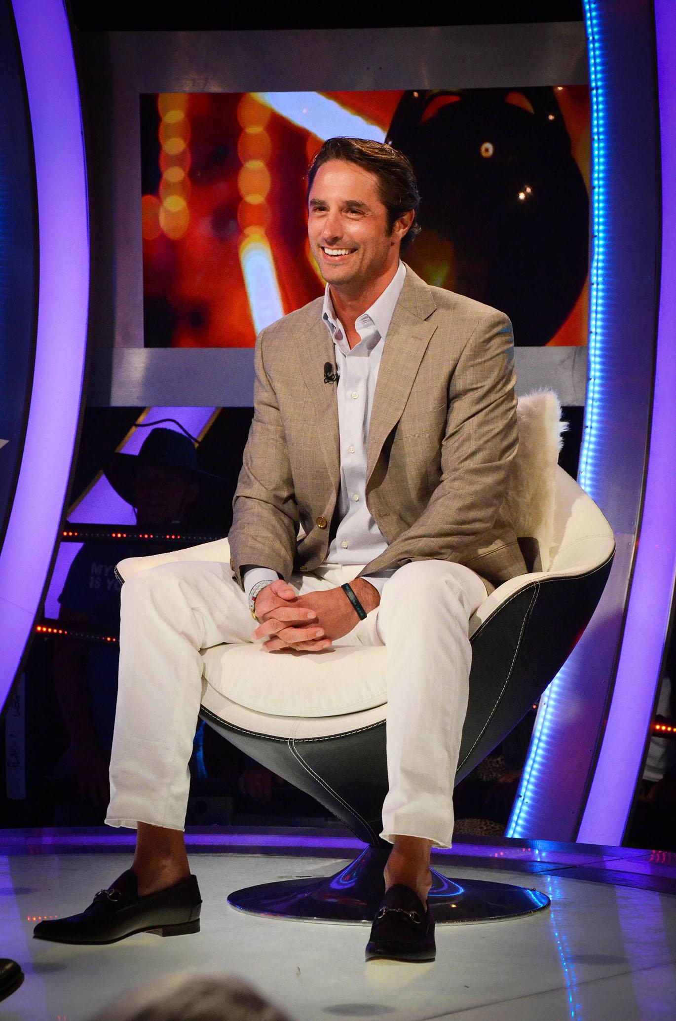 Lorenzo Borghese VT - Celebrity Big Brother 2012 - YouTube