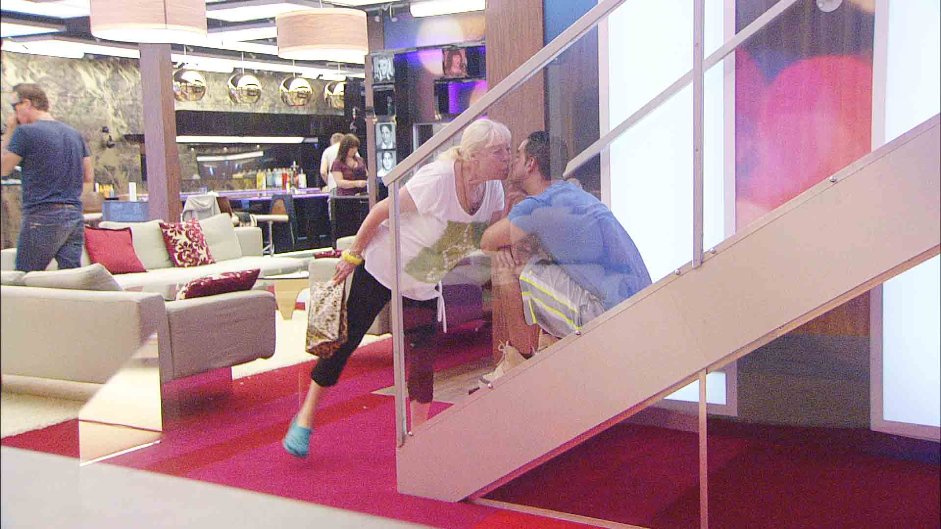 Celebrity Big Brother: Day 19