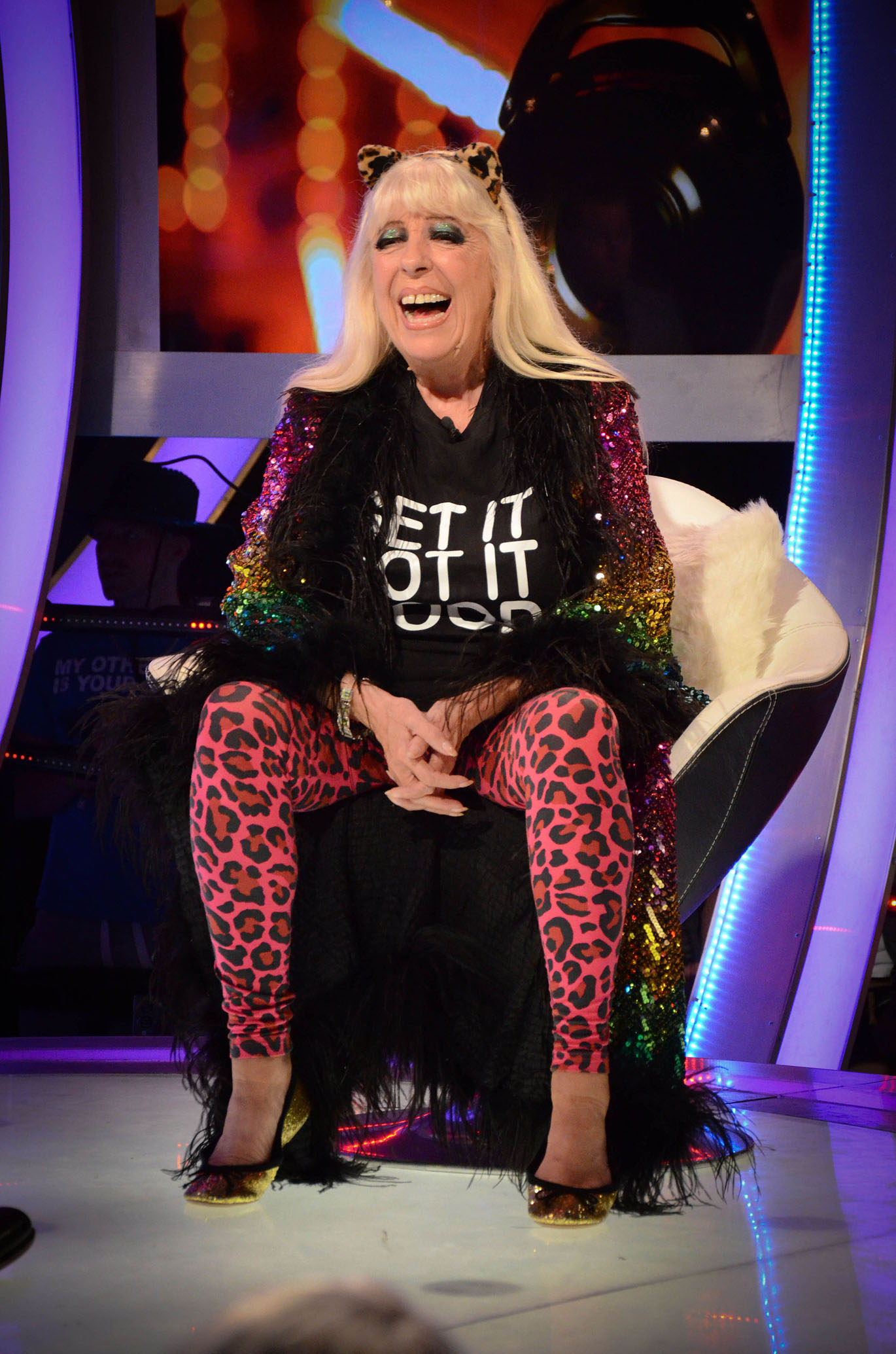 Celebrity Big Brother: Prince Lorenzo & Julie Goodyear Evicted
