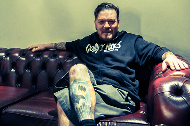 Erik Chandler – Bowling For Soup Interview