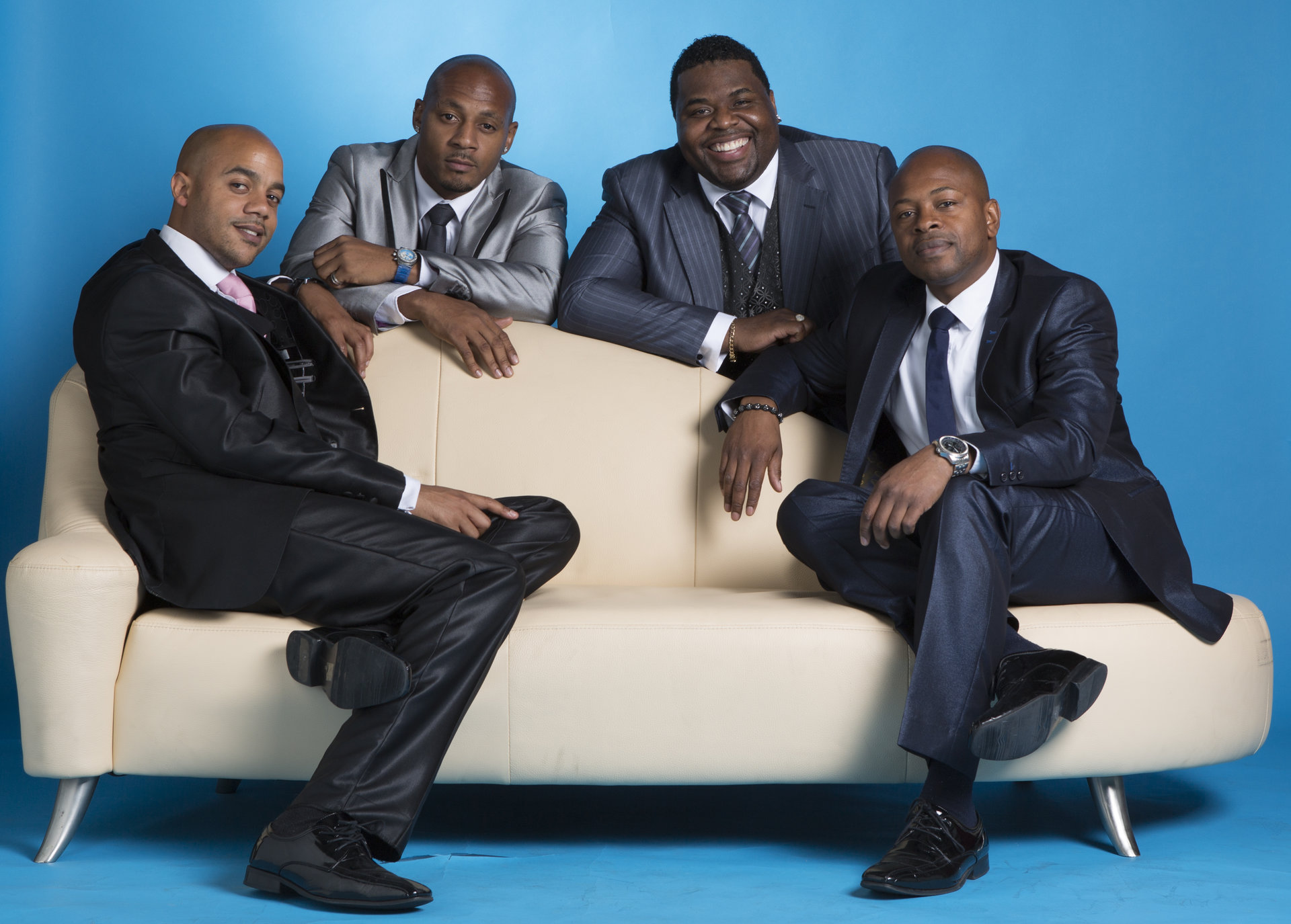 The Drifters Interview