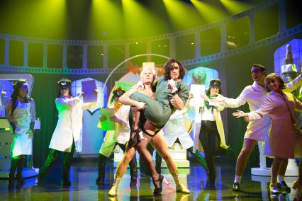 Rocky Horror Show Review, Edinburgh Playhouse