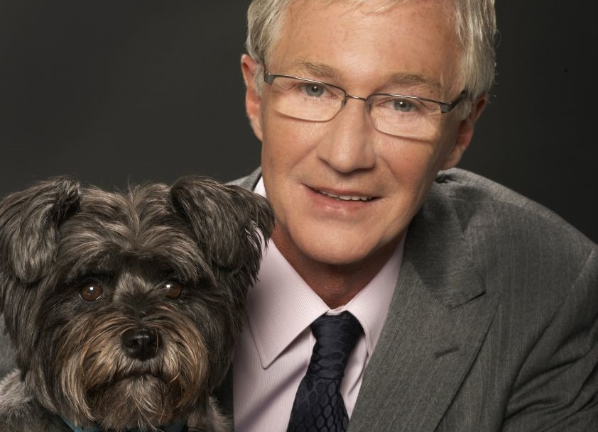 Paul O'Grady joins BUAV campaign to end cat & dog experiments