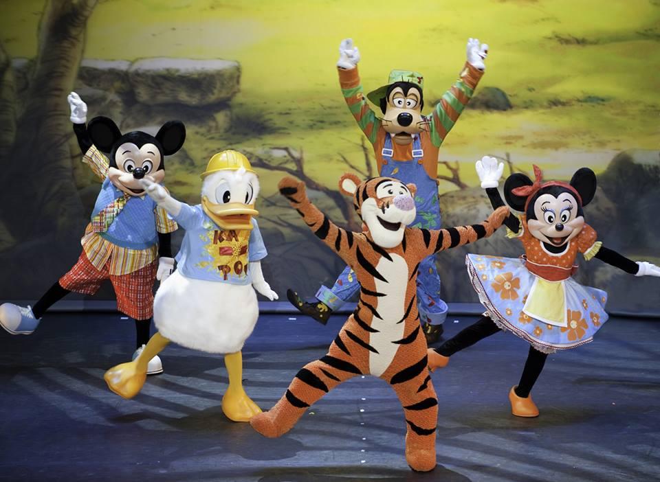 Disney Live Review – Braehead Arena