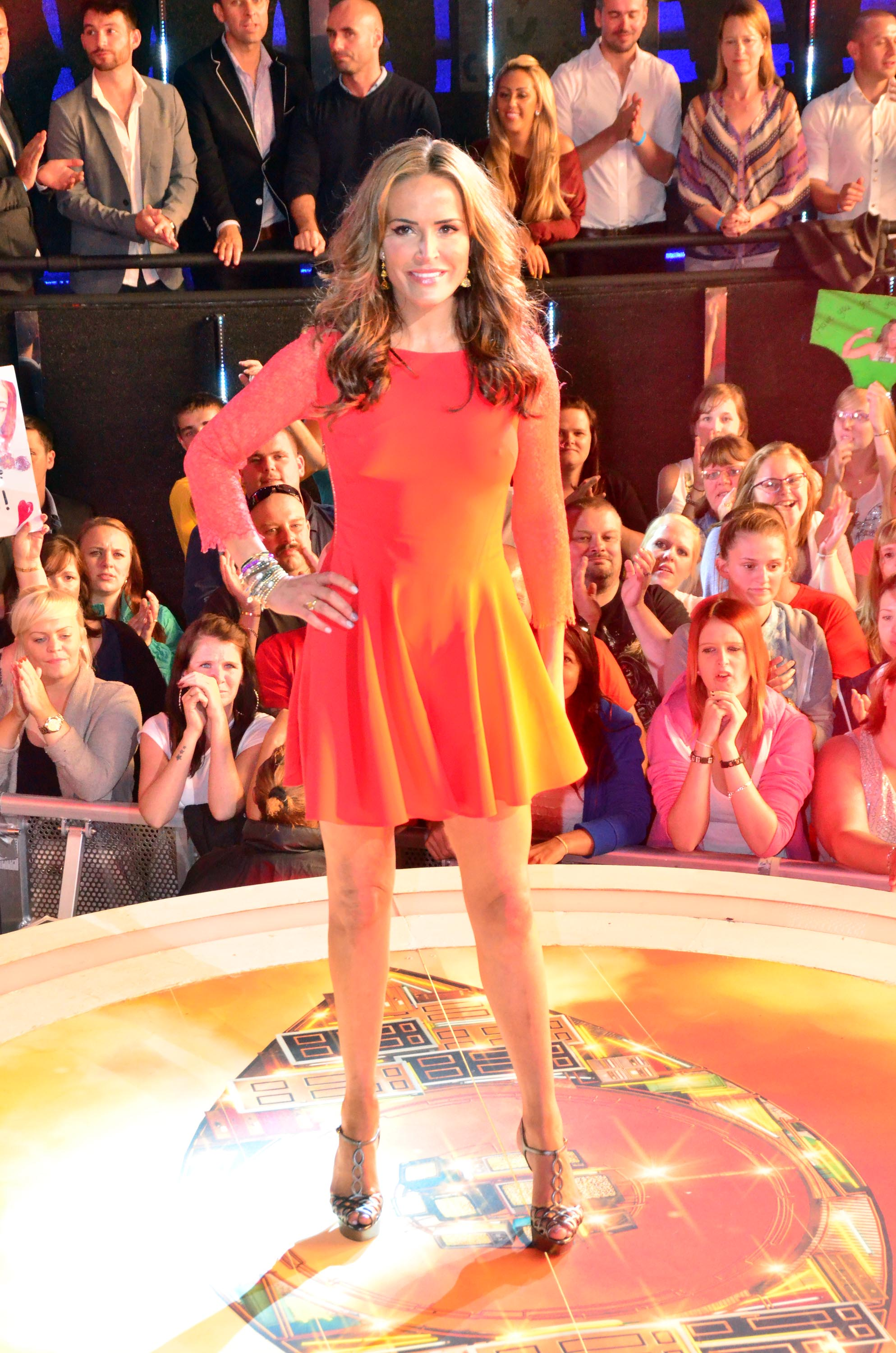 Sophie Anderton evicted from Celebrity Big Brother
