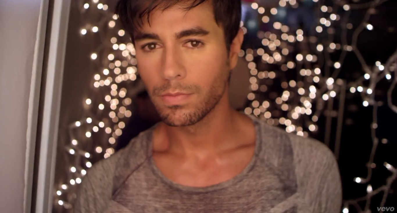 New Enrique Iglesias video – Turn The Night Up