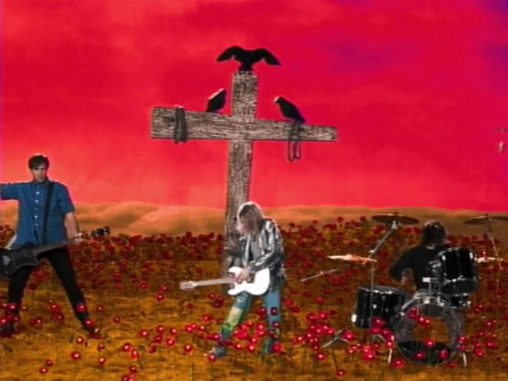 Video: Check out the director's cut of Nirvana's Heart Shaped Box