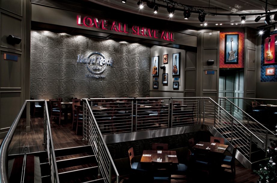 Hard Rock Café Glasgow to host Scottish Music Weekend