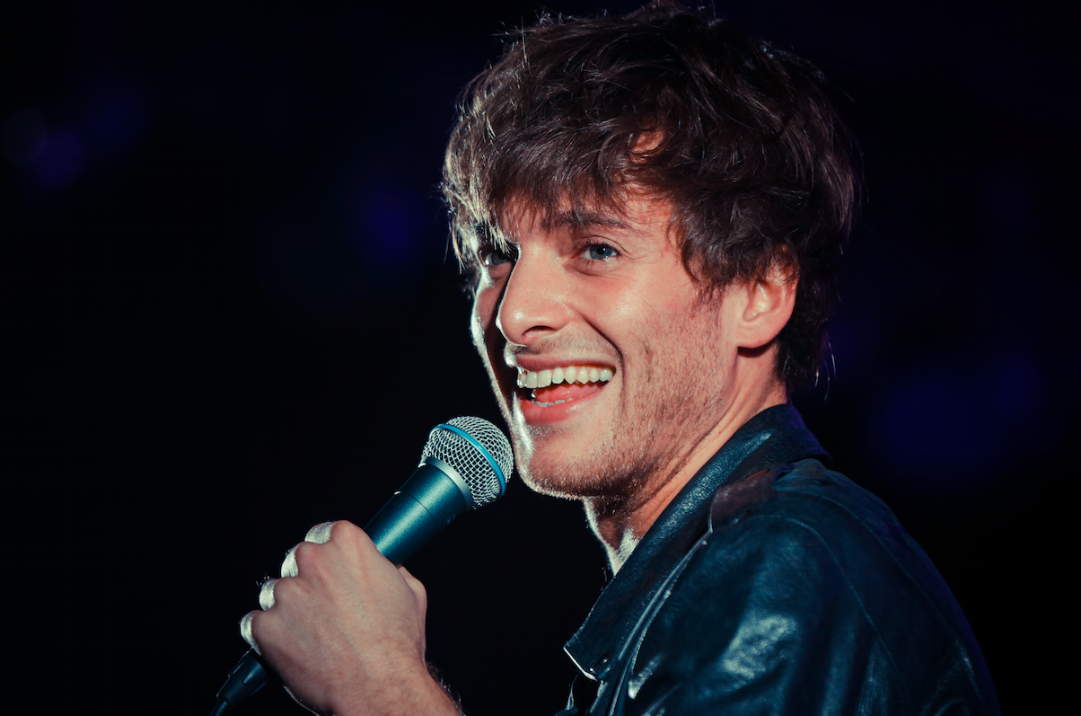 Paolo Nutini to make T in the Park comeback