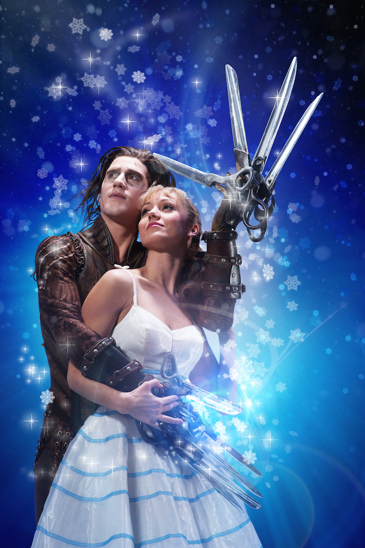 Edward Scissorhands to return to the Theatre Royal in Glasgow