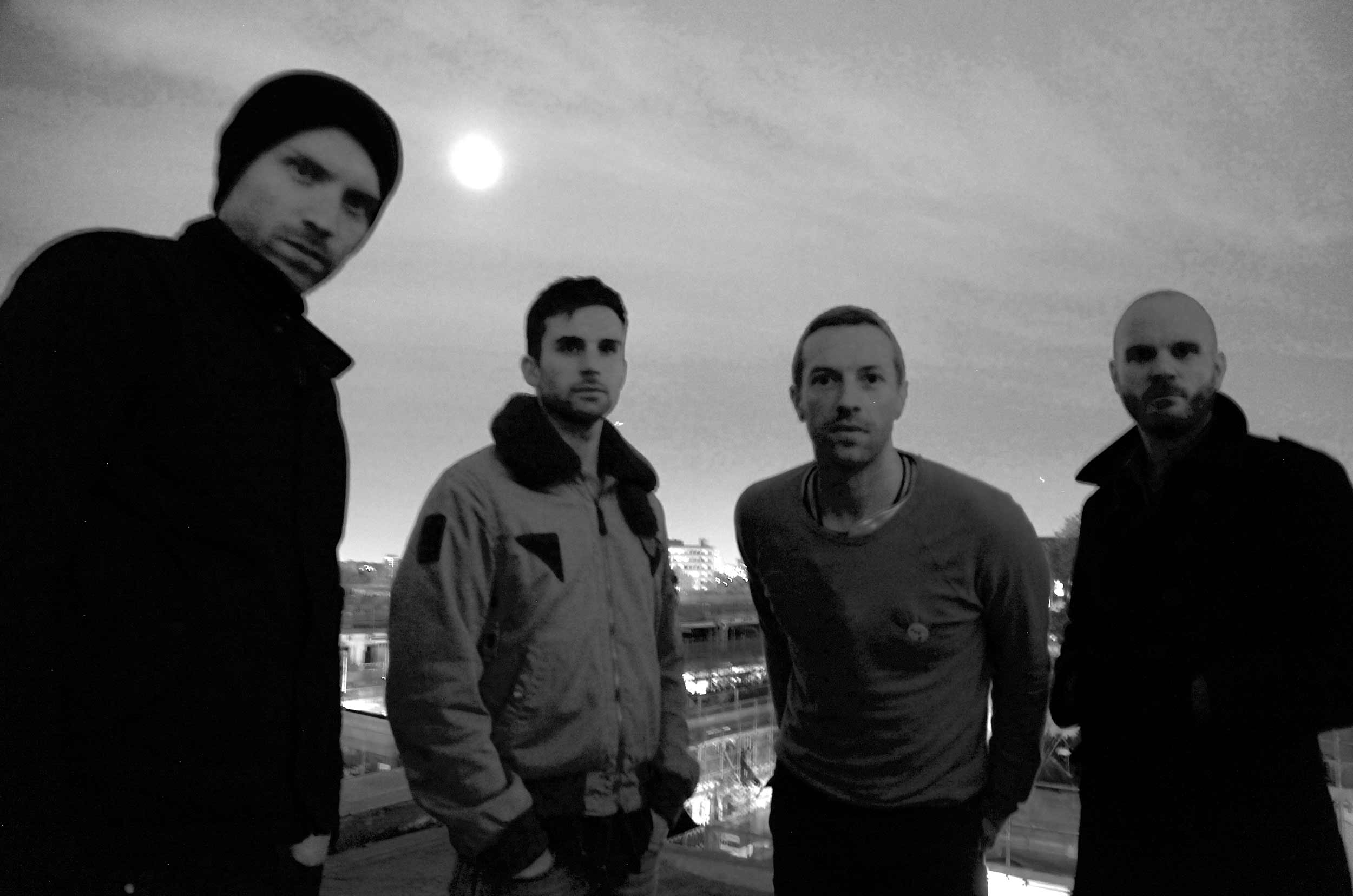 Coldplay announce new single & album