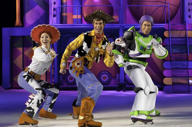 New Disney on Ice show skates across the UK