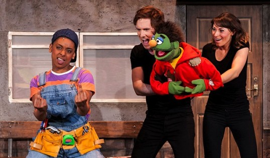 Avenue Q Review – King's Theatre, Edinburgh