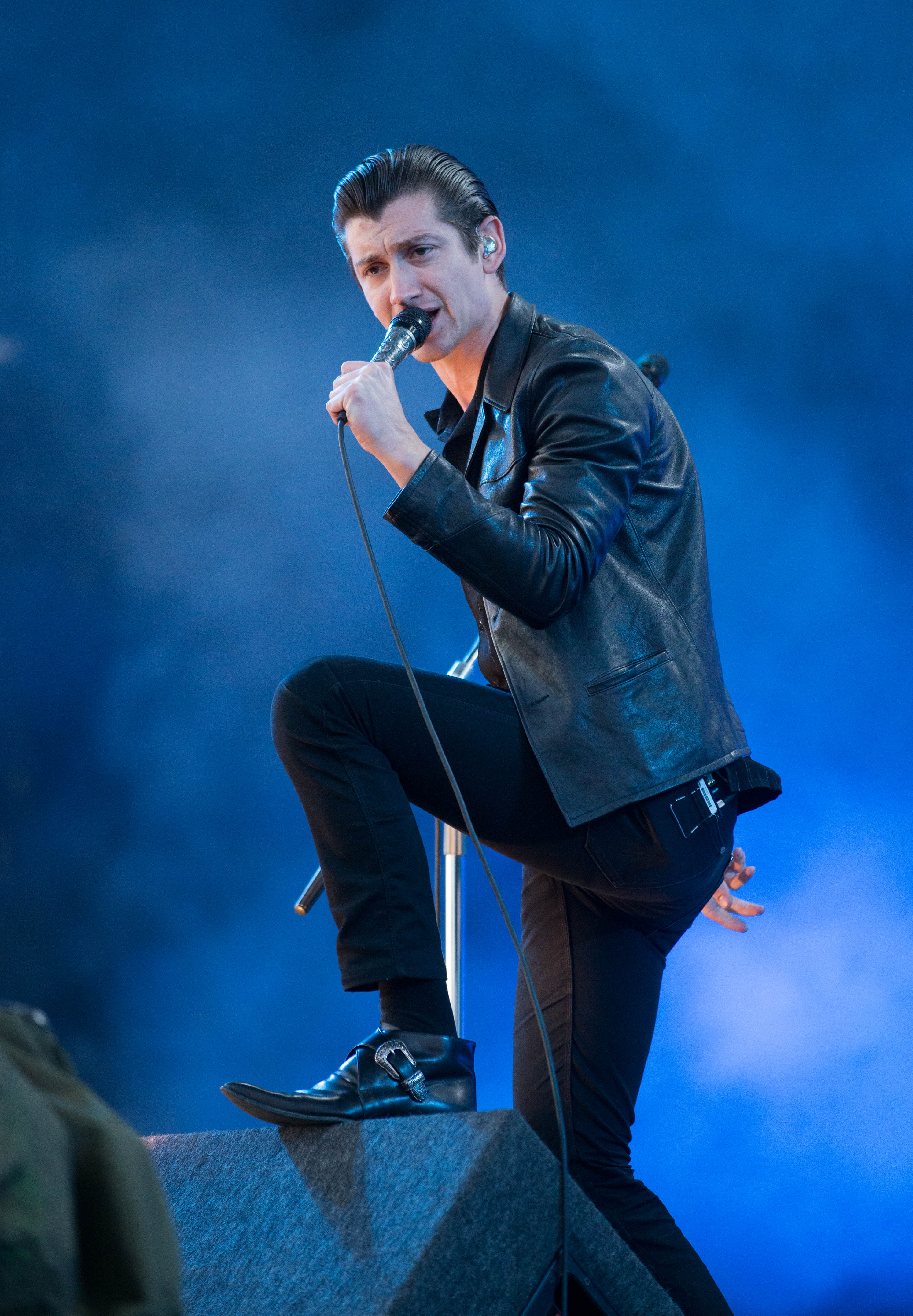T in the Park Review – Arctic Monkeys, Sunday