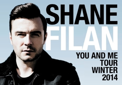Shane Filan announces 'You and Me' UK tour