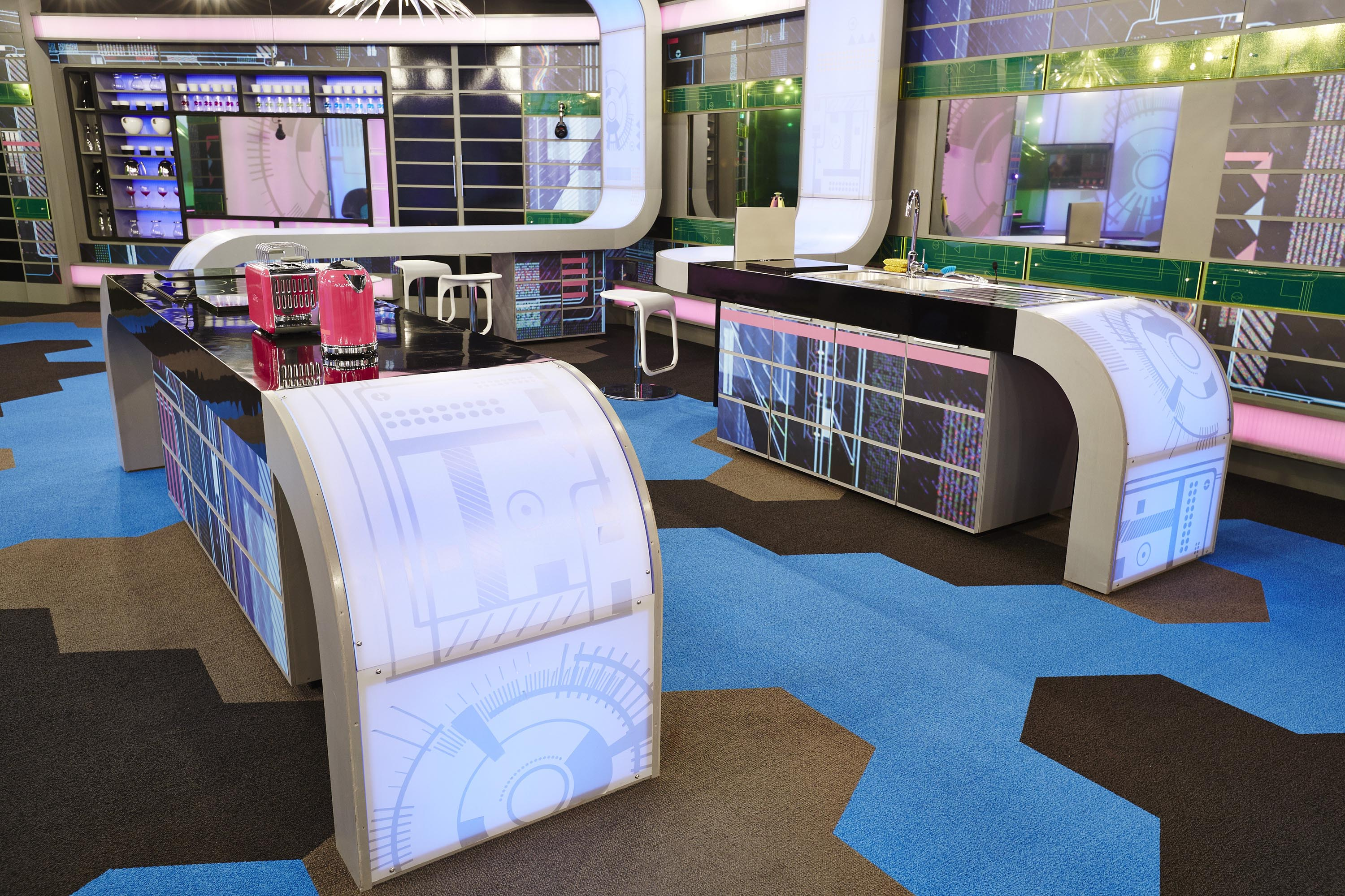 Meet the Celebrity Big Brother Housemates – Summer 2014