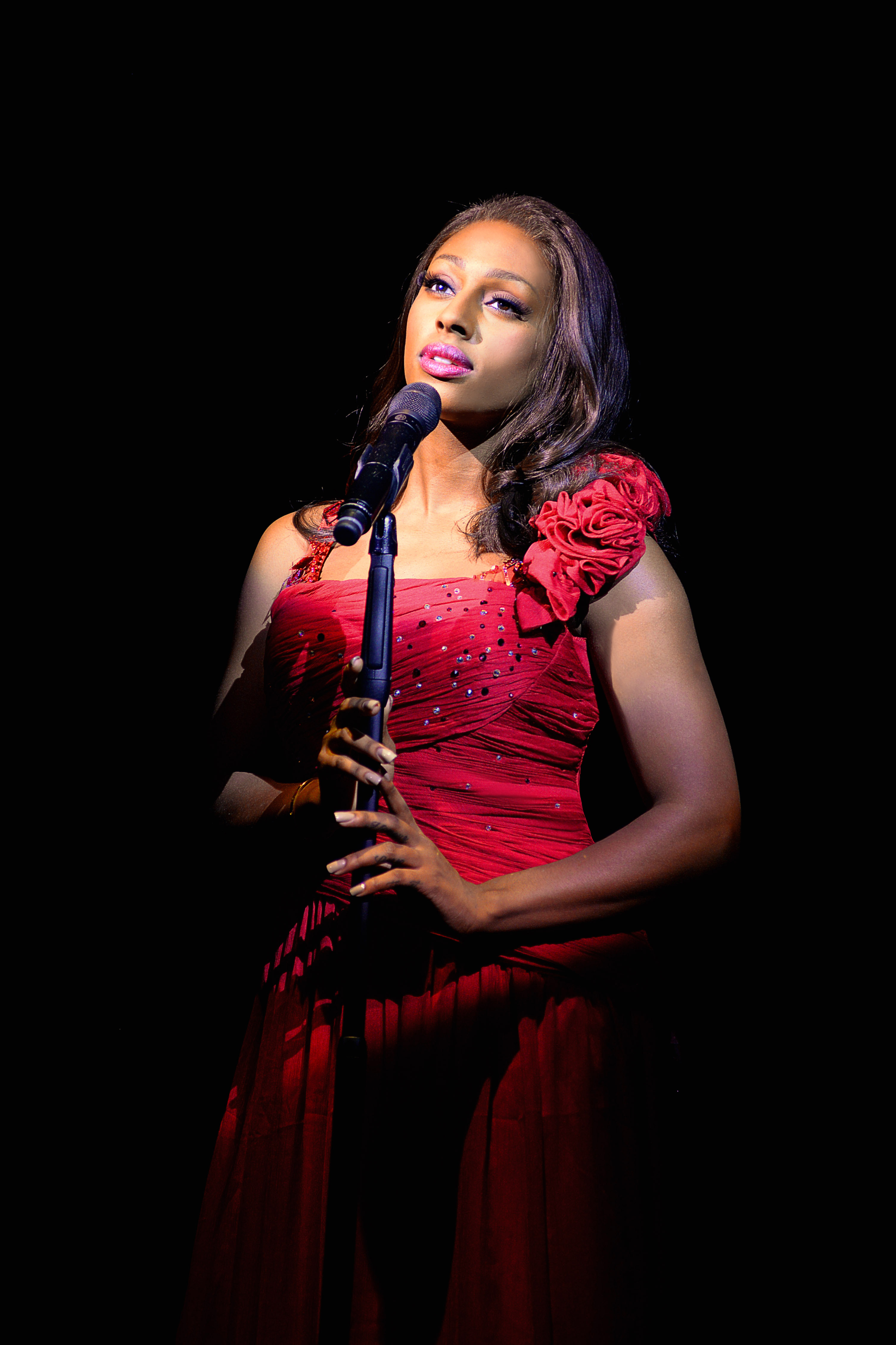 Alexandra Burke to star in The Bodyguard