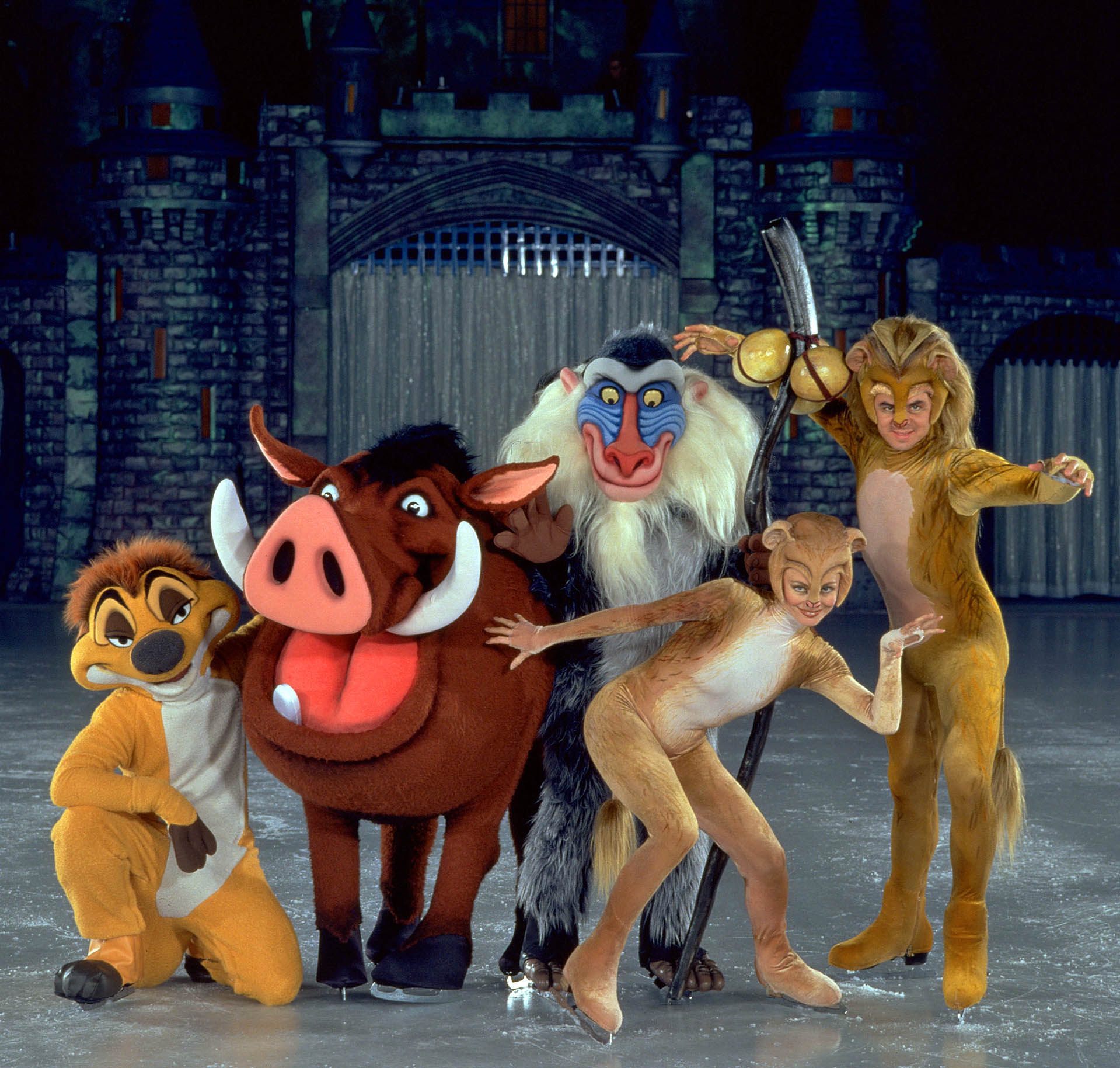 Disney on Ice: 100 Years of Magic (review)