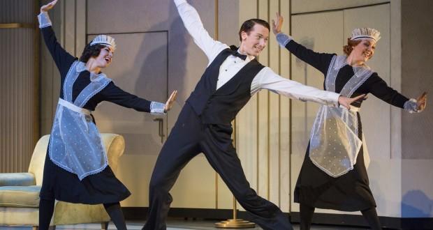 Top Hat Review – Festival Theatre