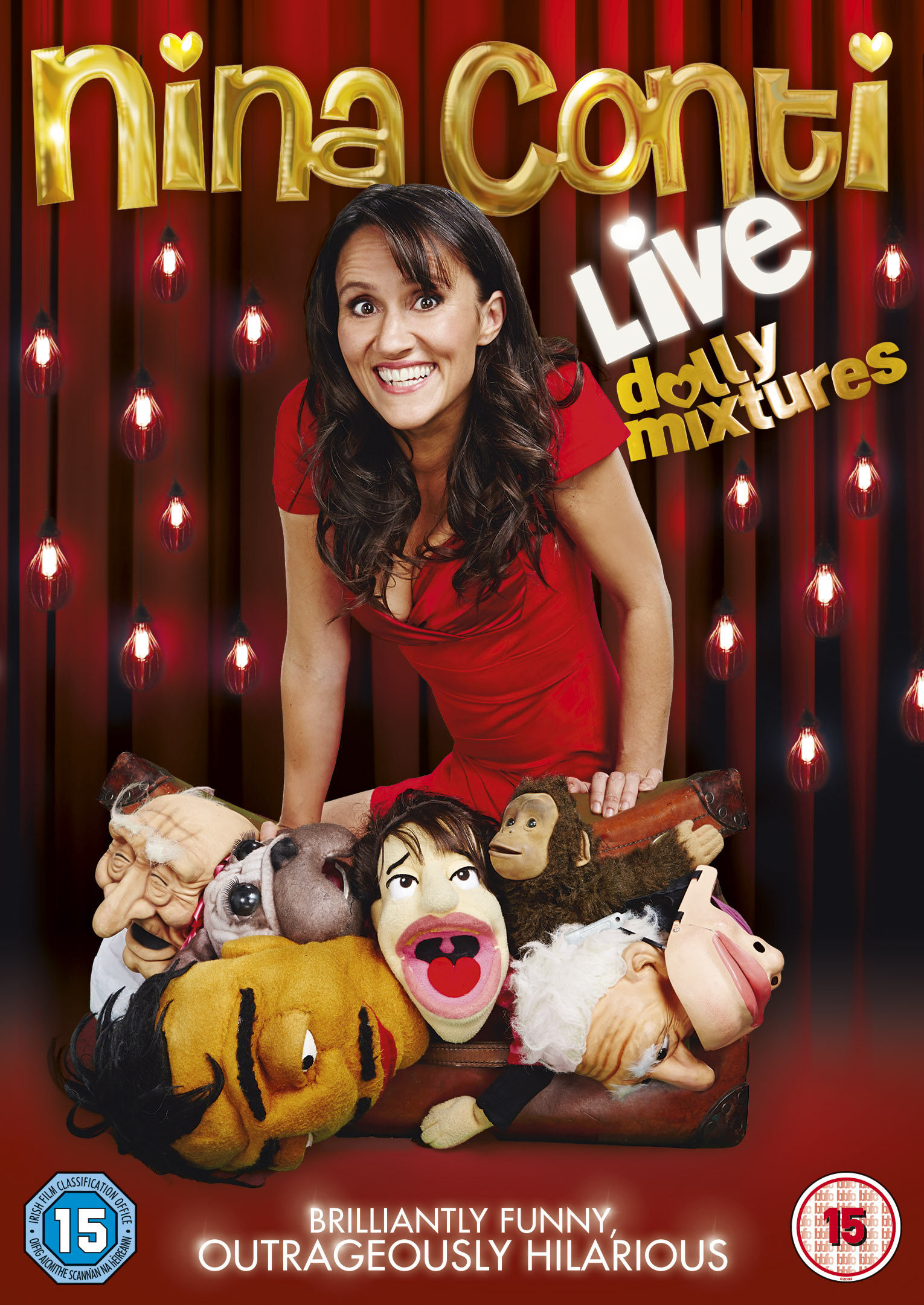 Review: Nina Conti Live – Dolly Mixtures