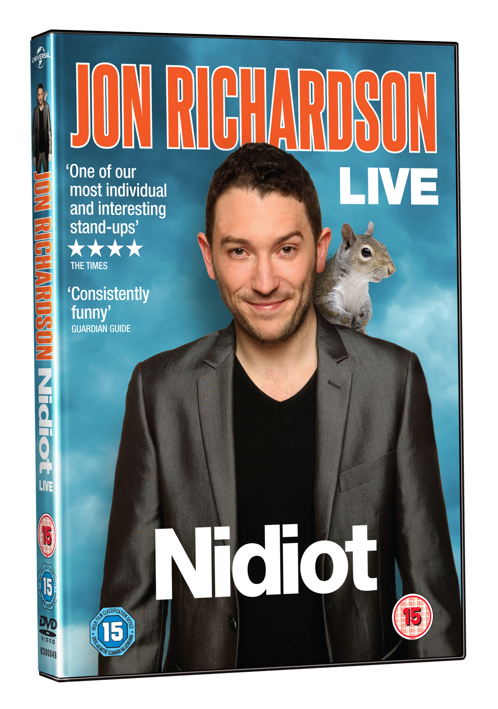 Review: Jon Richardson Live – Nidiot