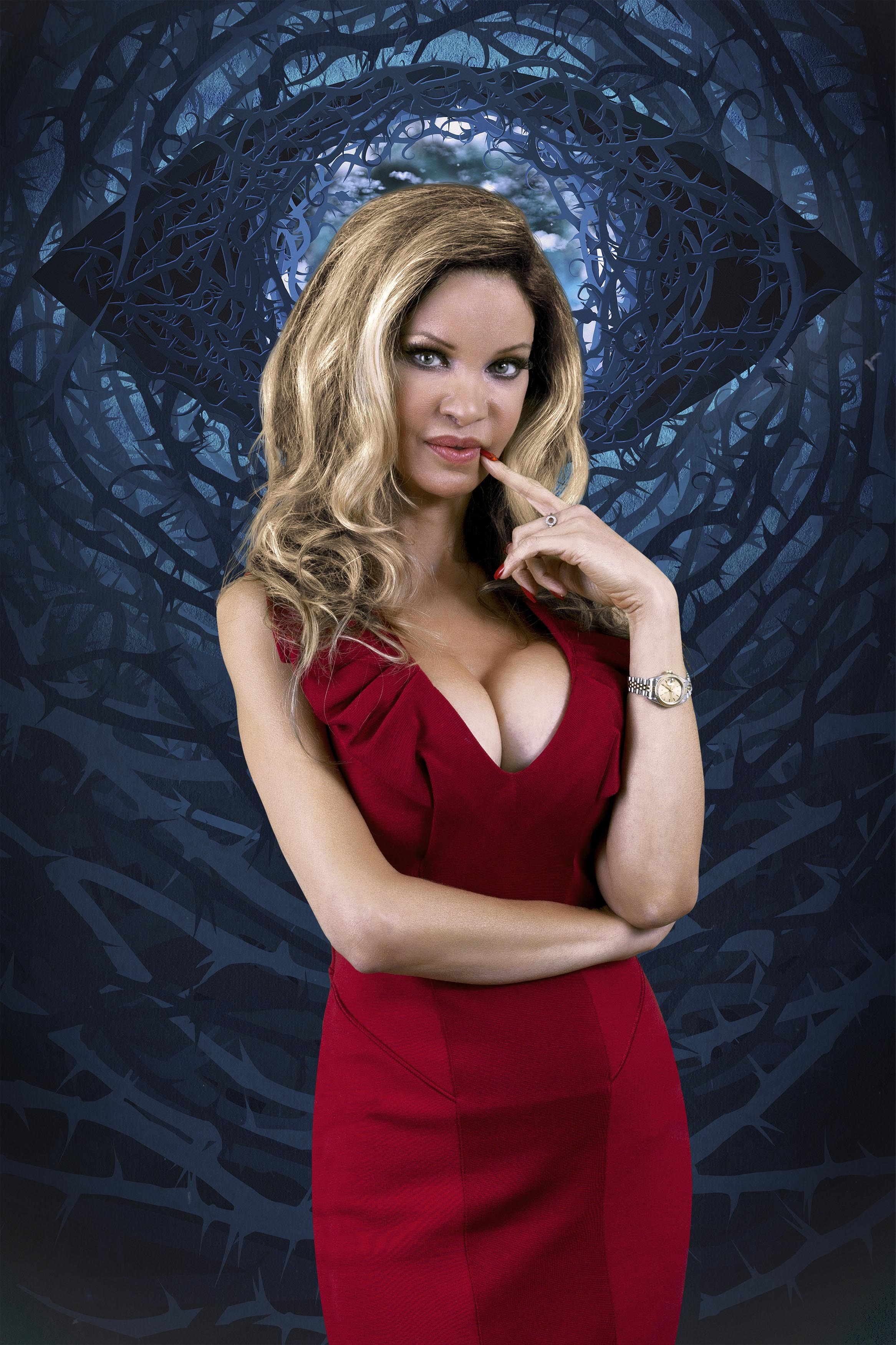 Alicia Douvall is evicted from Celebrity Big Brother