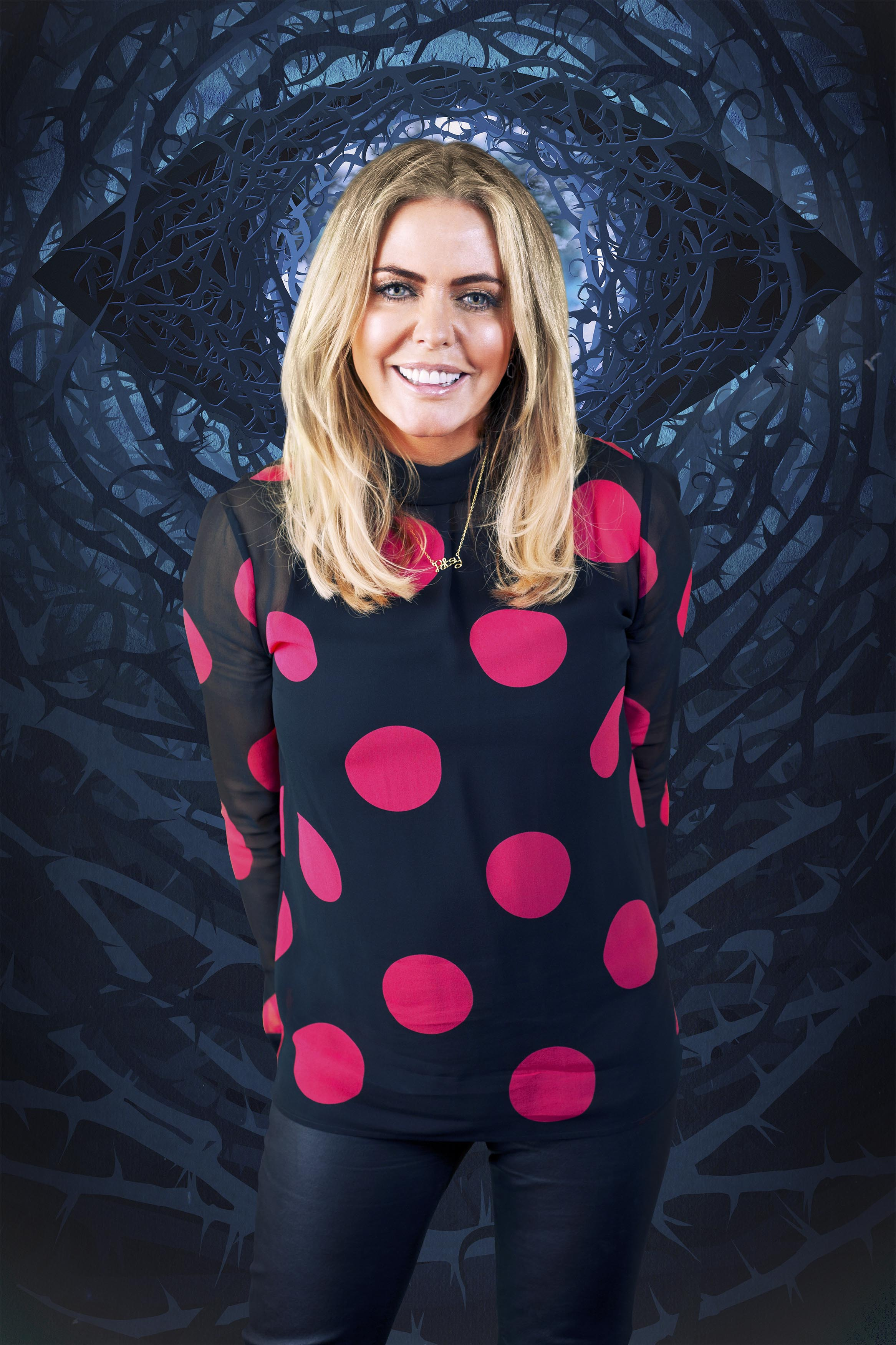 Patsy Kensit is evicted from Celebrity Big Brother