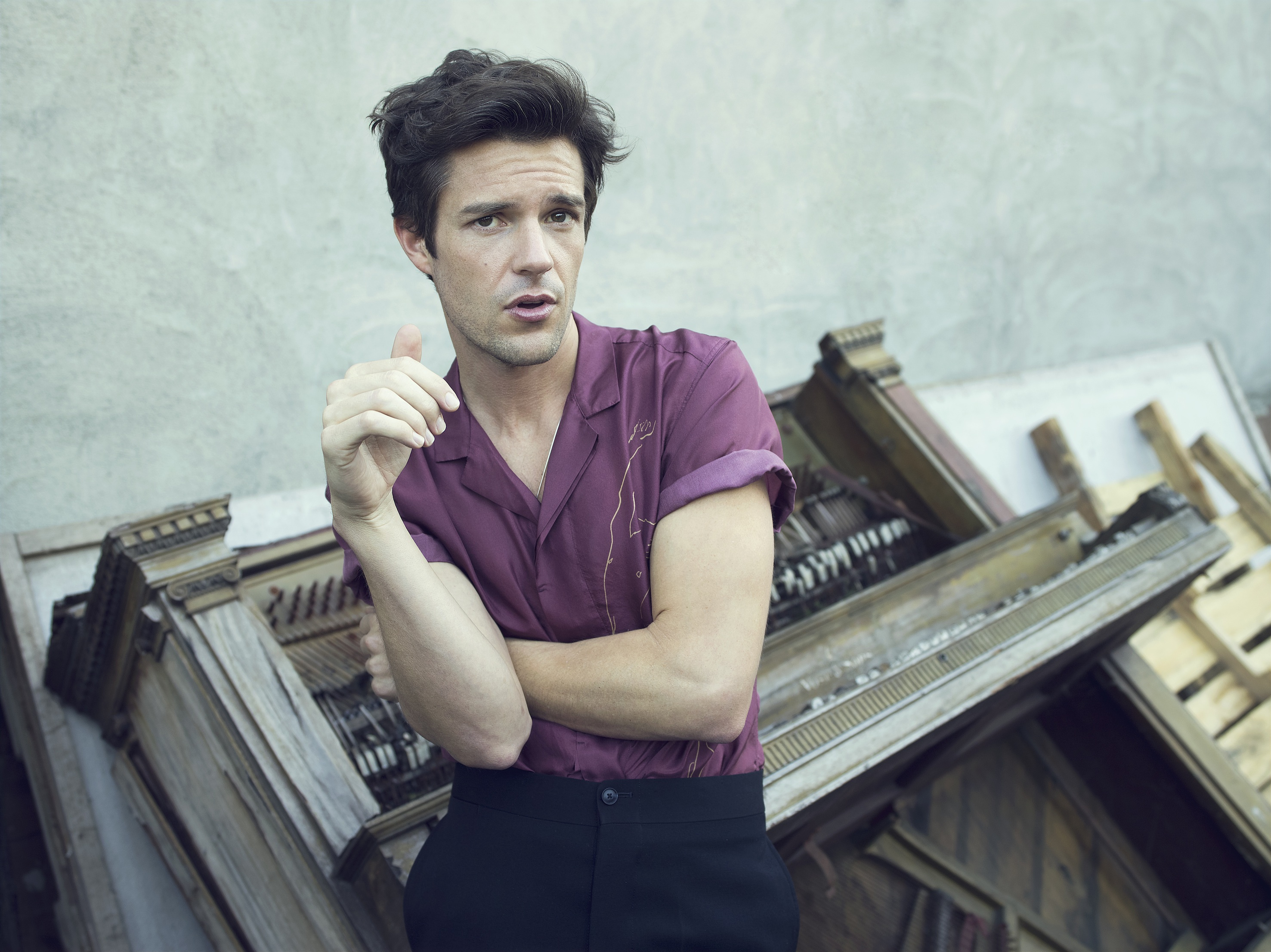 Brandon Flowers set to embark on solo UK tour