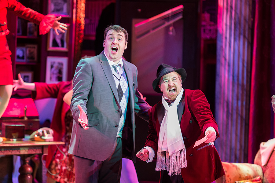 The Producers, Festival Theatre (Review)