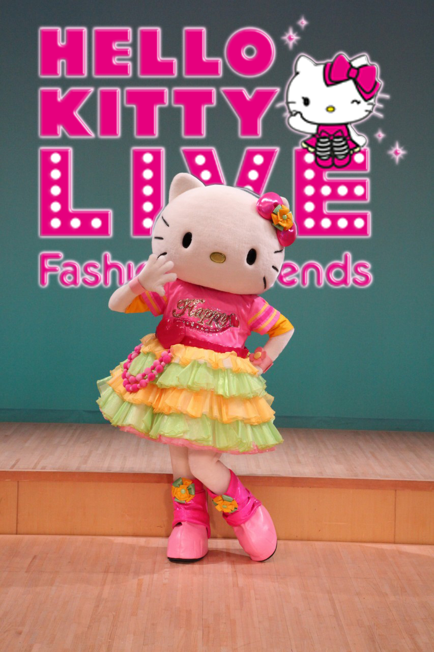 Hello Kitty Live to tour the UK!