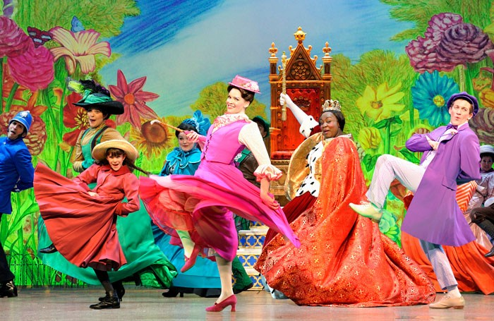 Mary Poppins to fly into Edinburgh!