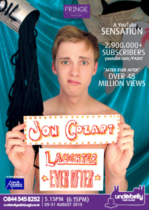 The Fringe Five – Jon Cozart
