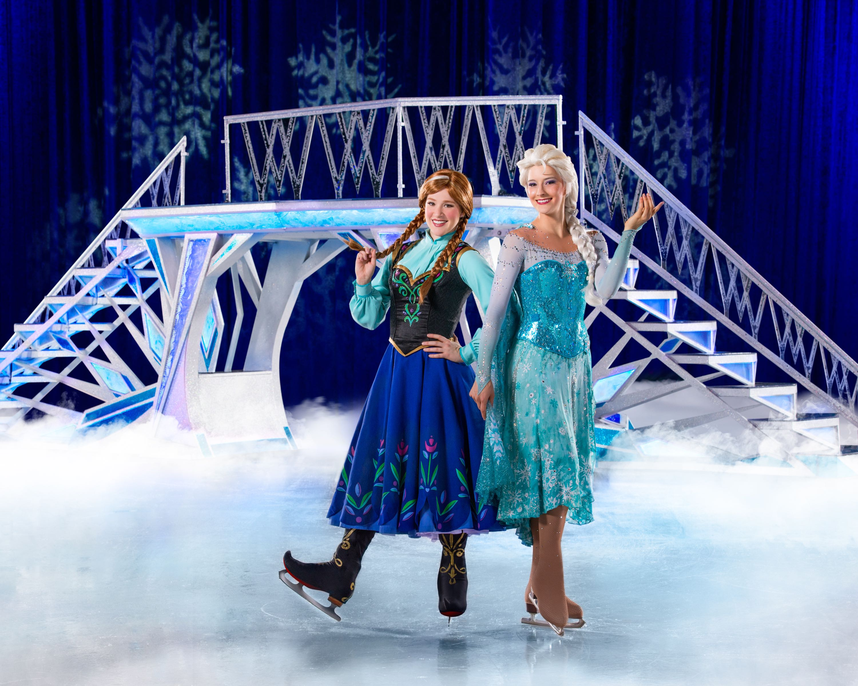 Disney on Ice Worlds of Enchantment (Review)
