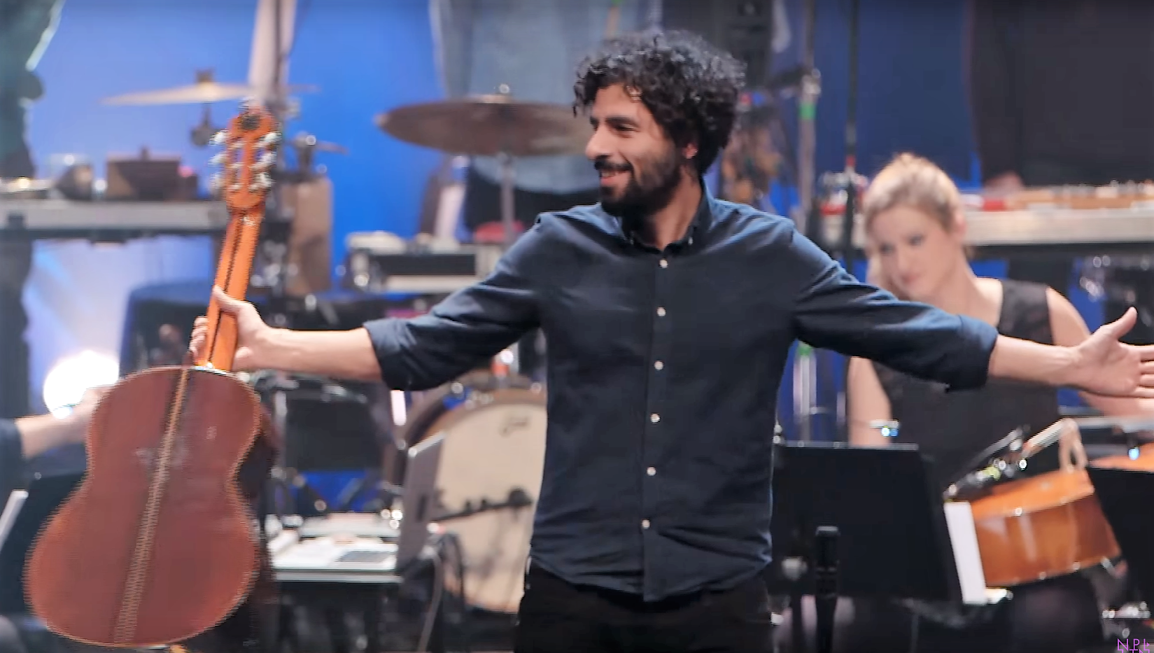 Review: José González and The String Theory