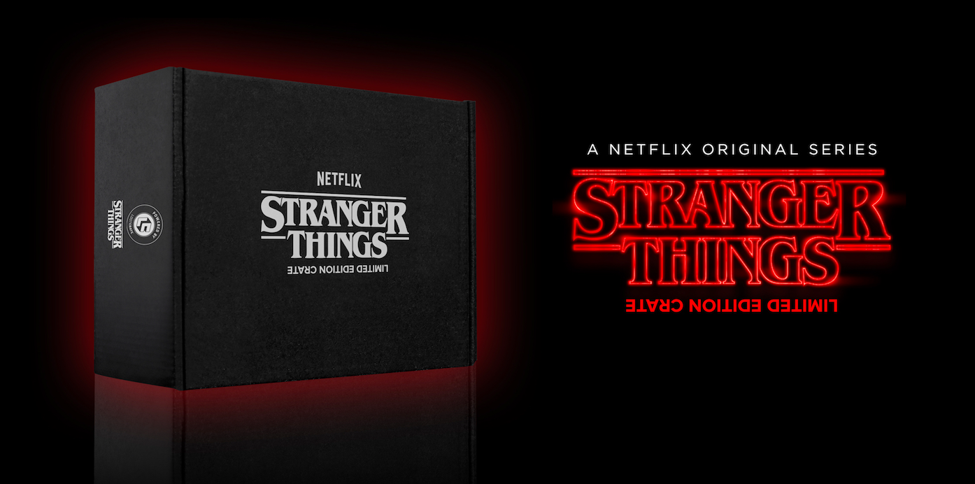 Loot Crate reveals officially licensed Stranger Things Crate