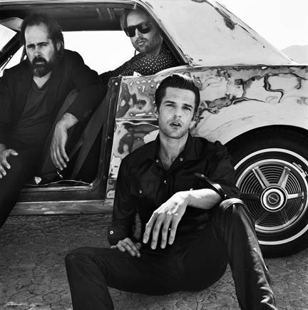 The Killers announce UK tour