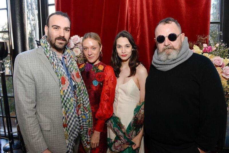Chloë Sevigny, Michel Gaubert, and Régime des Fleurs host Artefacts No. 12: Prayer to Saint Thérèse premiere
