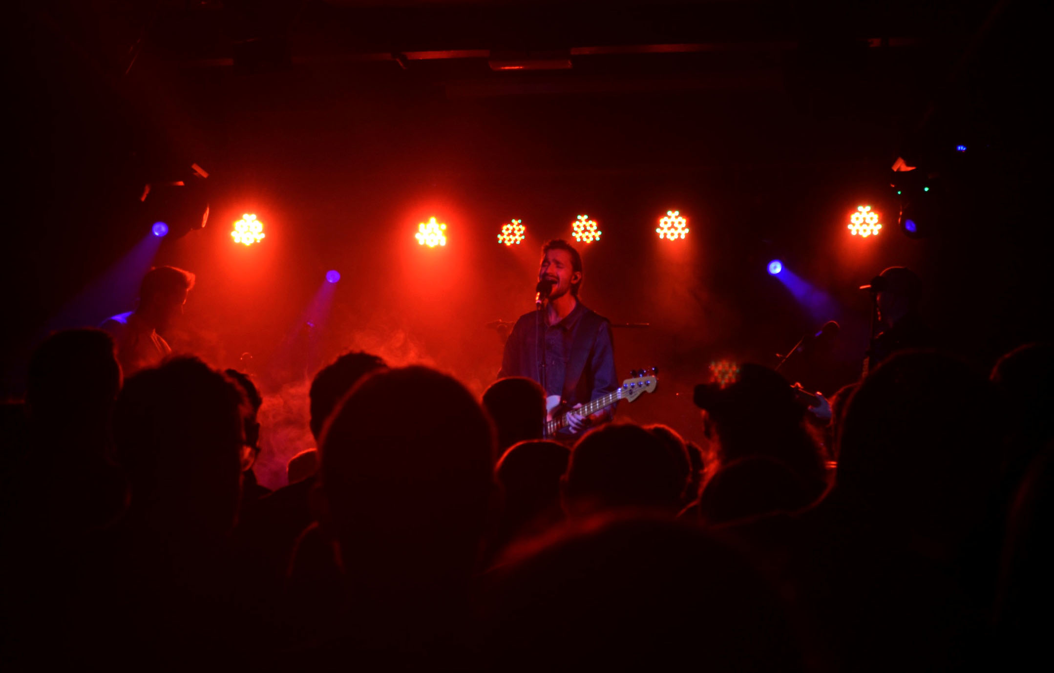 Review: Wild Beasts – The Welly Club, Hull