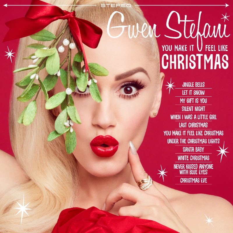 Gwen Stefani to release 'You Make It Feel Like Christmas' album