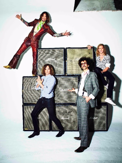 The Darkness release new video 'Southern Trains'