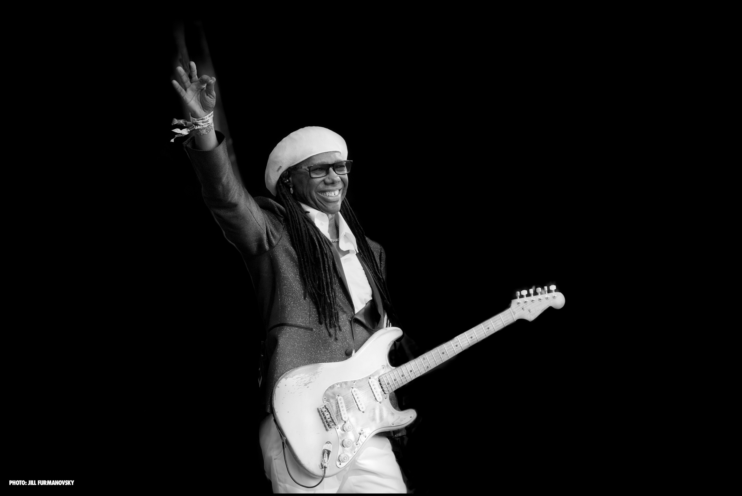 Nile Rodgers & Chic release new single